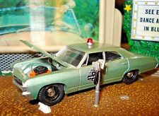 1967 67 CHEVROLET BISCAYNE LIMITED EDITION 1/64 GL GLENDALE WISCONSIN POLICE
