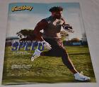 MINT Eastbay Catalog EZEKIEL ELLIOTT Cover DALLAS COWBOYS June 2018 Football