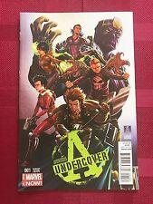 AVENGERS UNDERCOVER #1 Brooks 1:50 Variant *NM* Marvel