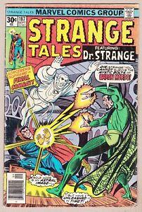 Strange Tales #187 Dr. Strange Mordo 1st Eternity Dormammu Clea AFFORDABLE