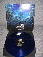 GOATMOON - Stella Polaris  LP BLUE VINYL   Satanic Warmaster, VARGRAV, WARLOGHE