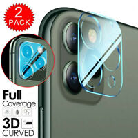 9H Tempered Glass Camera Lens Protector Cover HD Film For iPhone 11/12 Pro MAX