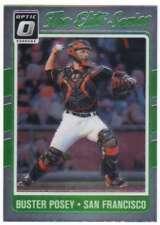 2017 Donruss Optic Baseball The Elite Series #13 Buster Posey Giants