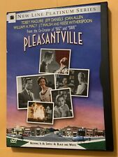 Pleasantville (Out Of Print 1999 Dvd, Mint Disc) Tobey Maguire, Jeff Daniels