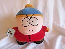 """South Park Talking Cartman Plush, 8-1/2"""" 1998 Fun-4-All (Bh)"""