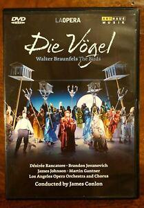 Die Vogel - Walter Braunfels, Conlon  - DVD, As New