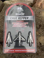 Ramcat (R1012) Cage Ripper 100 Grain 2