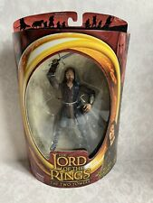 Marvel Toys Lord of the Rings The Two Towers Aragorn 2002 Action Figure