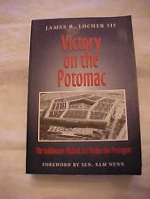 2007 book VICTORY ON THE POTOMAC THE GOLDWATER-NICHOLS ACT UNIFIES THE PENTAGON