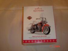 2017 Hallmark Keepsake 1968 FLH Electra Glide Harley-Davidson Ornament - NIB
