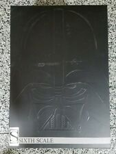Darth Vader DELUXE STAR WARS SIDESHOW Collectibles 1:6 Scale EXCLUSIVE ROTJ
