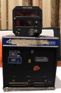 400 DME ARC - REC TRANSMITTER - RTA-476A - PN 44000 & CONTROL UNIT 40020