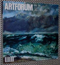 ARTForum Magazine, ANTONIO NEGRI, ZANZIBAR GROUP, GUSTAVE COURBET, 1968