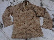 GENUINE ISSUE USMC desert MARPAT COMBAT SHIRT JACKET BLOUSE MARINE us marines
