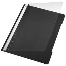 Leitz Schnellhefter Standard DIN A4 PVC schwarz