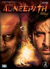 Agneepath - Hrithik Roshan, Priyanka - Official 2-Disc Edition DVD ALL/0 Subtitl