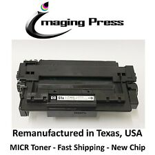 ImagingPress HP Q7551A, 51A MICR Secure Toner Cartridge for check printing