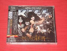 KISS MONSTER 2013 JAPAN TOUR EDITION 2 SHM CD SET bonus track