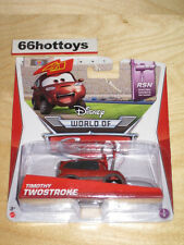 Disney World of Cars Timothy Twostroke 2013 New