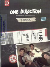 ONE DIRECTION TAKE ME HOME YEARBOOK LIMITED EDITION SEALED CD NEW 2012