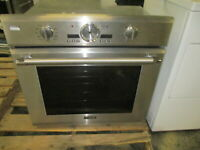 "Thermador stainless steel professional series 30"" POD301J wall oven range"