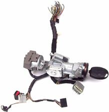 Ford Focus C Max Ignition Lock Barrel + Key + Wiring Loom Plugs 3M51-3F880-AC