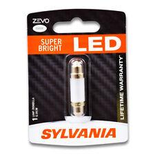 Sylvania ZEVO - 1 Pack - 578LED LED Bulb Courtesy Dome Map Trunk Cargo Area cm