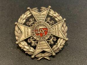 British army  cap badge Rare