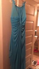 Bridesmaid Dress size 14 blue