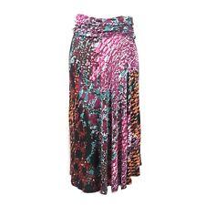Cabi skirt fold over pleated Ruched sigourney Boho Pleated