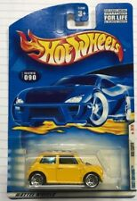 Hot Wheels First Editions Mini Cooper 30 of 36  collector #090
