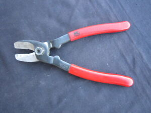 "MAC TOOLS 7-1/2"" LONG CABLE CUTTER PLIERS - TCT12"