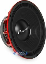 "NEW Pioneer TS-W1200PRO 1500 Watt 12"" Car Audio Subwoofer PRO-Series, SUPER LOUD"