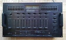 Vivanco Stereo-Mischpult MX 855 mit Equalizer und Echo