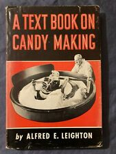 1952 CANDY MAKING Fudge CARAMEL Jelly CHOCOLATE Marshmallow CONFECTIONERY Sweets