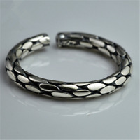 925 Sterling Silver Ring Adjustable Thumb Finger Vintage Band Stacking Rings