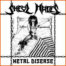 SHEOL HADES-Metal Disease CD Flotsam,Destruction,Heathen,Intrepid,Slayer,Private