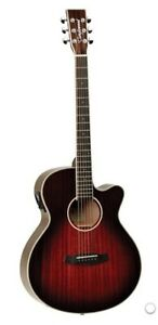 Tanglewood Superfolk Acoustic Guitar