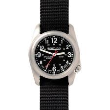Bertucci A-1S Black Dial/Black Band Watch
