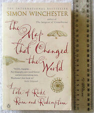 THE MAP THAT CHANGED THE WORLD [Winchester] WILLIAM SMITH BIRTH OF GEOLOGY 2002