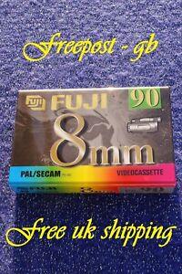 HIGH QUALITY FUJI P5-90 VIDEO 8mm / Hi8 VIDEO CAMCORDER TAPE / CASSETTE - SEALED