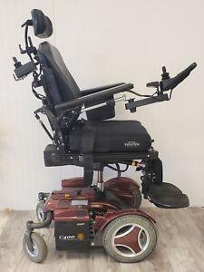 """Permobil C400 Power Wheelchair ~ Power Tilt, Recline, Legs, 10"""" Seat Lift"""