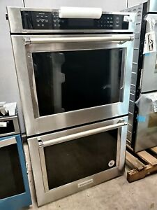 """NEW KitchenAid KODE500ESS Double Convection Stainless Electric Wall Oven 30"""""""