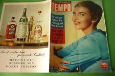Loisirs 1957 Jean Seberg + Eva Bartok + Gianna Seigle + Cosetta Greco + Victor