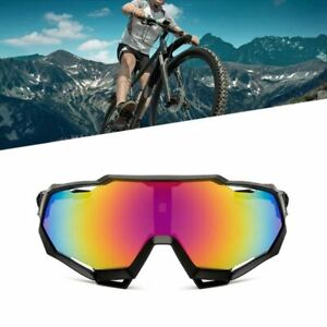 Men Bicycle Glasses Polarized Lenses Cycling Sunglasses Outdoor Sports Eyewear