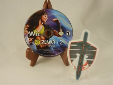 Zumba Fitness 2 (DISC ONLY)(Wii) Tested!