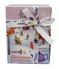 English Tea Shop Organic Christmas Tea Collection, Teebeutel, 12 x 2g