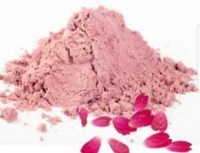 Rose Petals Powder Pure Natural Coolant For Skin & Body Free UK P&P 50g Pack