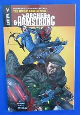 2012 ARCHER & ARMSTRONG #1 by Fred Van Lente Valiant 2nd Ed NM