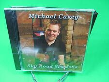 Michael Carey - Sky Road Sessions CD A Irish Celtic Album - New & Sealed